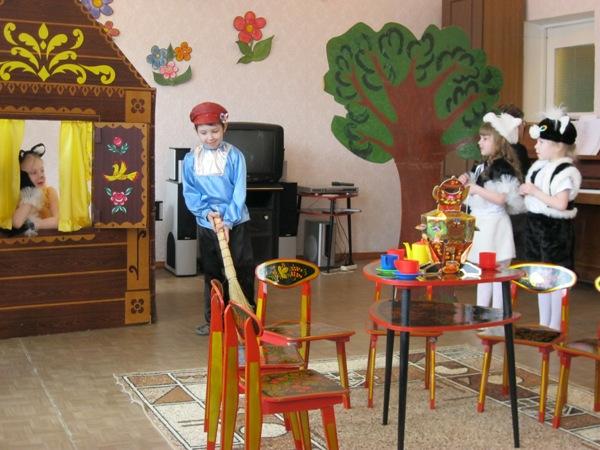Как сделать представление для детей