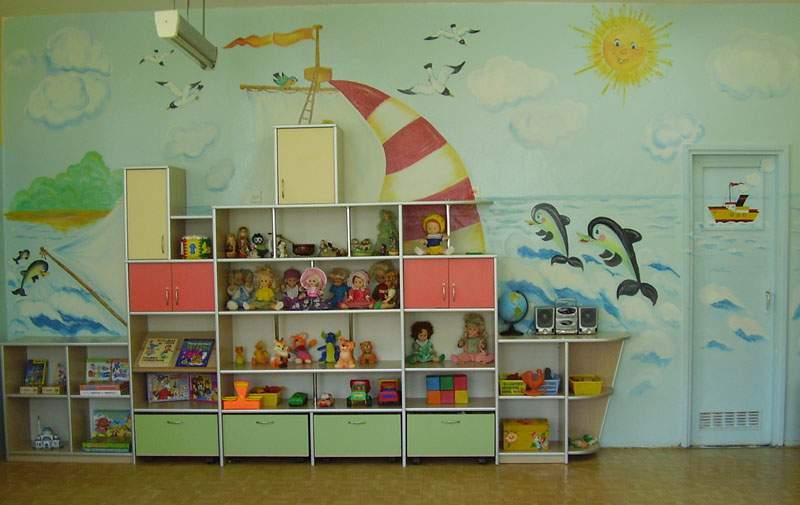 Идеи для оформления уголков в детском саду